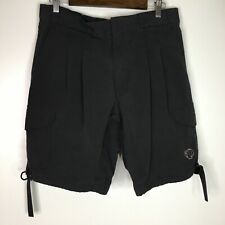 Pearl Izumi Mens Black Padded Cycling Shorts Size L Large Made In Usa