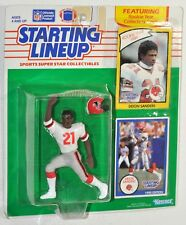 Kenner 1990 Starting Lineup NFL Deion Sanders Falcons & Cards Rookie MOC VHTF