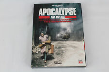 Apocalypse WWII 4 DVD SET Eyewitness History of the War Unseen Footage Time Life
