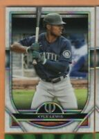 2021 Topps Tribute Baseball - #10 Kyle Lewis - Seattle Mariners -  nrmt/mint