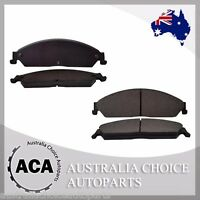 Premium Front Brake Pads for Ford Territory Falcon Fairmont BA BF FG 1473
