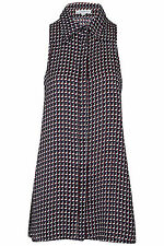 Collar Casual Shirt Petite Dresses