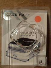 CASE MATE APPLE WATCH, SPORT, AND EDITION 42MM NAKED TOUGH BUMPER - CLEAR