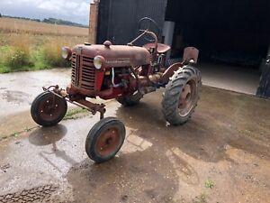 International McCormick Farmall Cub - Vintage Tractor.