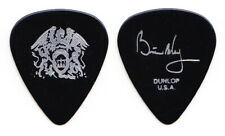 Queen Brian May Signature Black/Silver Guitar Pick - 2005 Tour