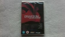 Phantom of the Paradise (DVD, 1974) NEW AND SEALED - Brian De Palma - UK R2 RARE