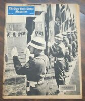 New York Times Magazine June 5, 1960 Nato In Turkey