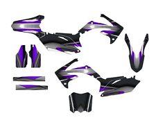 2010 2011 2012 2013 CRF 250 R graphics Honda 250R deco kit NO5600 Purple