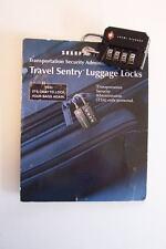Travel Sentry Luggage Lock Sharper Image