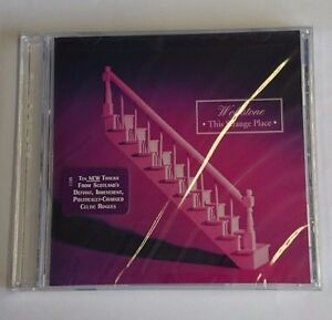 WOLFSTONE - THIS STRANGE PLACE CD ***Sealed***