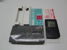 Game Boy Pocket System Black Nintendo Game Boy EXC