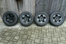 WINTERREIFEN STAHLFELGEN SUZUKI GRAND VITARA JT 225/70 R16 Barum 5mm