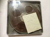 Sound Recording 7 Inch Reel To Reel Tape. Good Condition. (FS17)