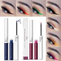 Waterproof  Matte Eyeshadow Eye Makeup Pigment Eyeliner Liquid Pencil