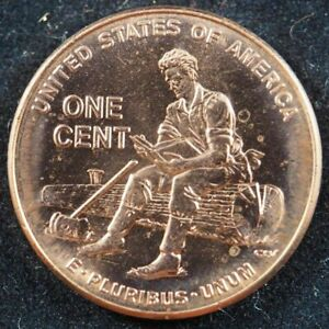 2009 D Lincoln Formative Years ANACS MS 65+ RD Cent (BU) Penny
