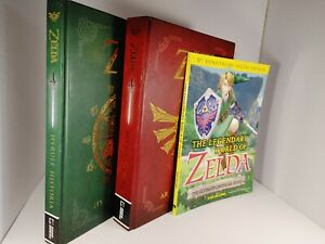 Hyrule Historia Products For Sale Ebay