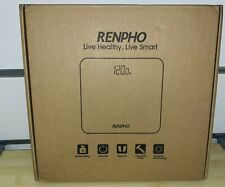 RENPHO Bluetooth Bathroom Scale Digital Weight - BMI Smart Weighing Body Scale
