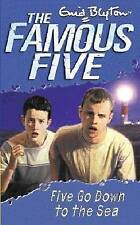 Good, Five Go Down To The Sea: Book 12 (Famous Five), Blyton, Enid, Book