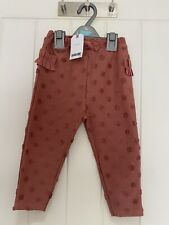 Girls Next Trousers/joggers. Age 18-24 Months. BNWT