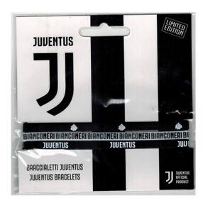 Juventus Bracelets Set Official Product Limited Edition Soccer