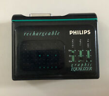 Philips Rechargeable Personal Tape Player - Retro - Needs Charger - Walkman Type