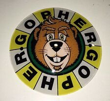 Gottlieb Teed Off Pinball Machine Spinning Gopher Wheel Plastic - New - NOS