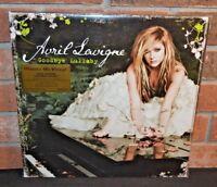 AVRIL LAVIGNE - Goodbye Lullaby, Ltd 1st Press 180G 2LP GREEN VINYL Foil #'d NEW