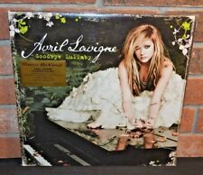 AVRIL LAVIGNE - Goodbye Lullaby, Ltd 1st Press 180G 2LP GREEN VINYL Foil #'d NEW