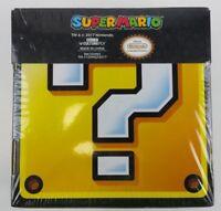 Nintendo Super Mario Mystery Vinyl Collectible CultureFly Box 2017 New Sealed