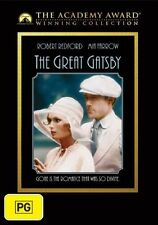 The Great Gatsby Mia Farrow Robert Redford (DVD, 2003)