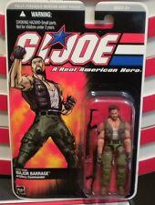 Gi Joe ~ 2005 Major Barrage ~ Moc ~ Collectors Club Exclusive
