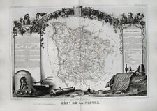 Frankreich France Département Nièvre Burgund Cote d´Or Loire Yonne Saone Loiret