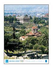 ATHENS 2004 OLYMPIC POSTER MEMORABILIA Code 01004