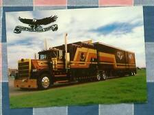 50 Postcards Little Lee Comic Trucking Truck Driving Scene