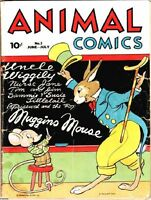 ANIMAL COMICS GOLDEN AGE COLLECTION PDF FORMAT ON CD