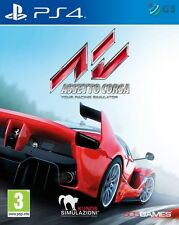 Assetto Corsa PS4 * NEW SEALED PAL *