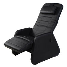 New Zero Gravity Sofa Chair Recliner PU Leather Home Office Furniture Black