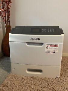 Lexmark MS812dn Mono Duplex Laser Printer  Low page count at  8k pickup Sydney
