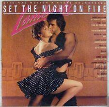 Lambada Set the night on fire 33 tours 1990