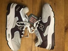 New Balance M1700CHT Maroon/Gray Made in USA Men's Size 7 NEW 3M Reflective