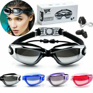 Anti Fog Swimming Goggles for Men Women Adult Kids Gifts Sport Diving Googles UK