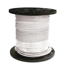 Southwire Thhn Wire 500 Ft 8 Gauge Stranded Heatresistant Waterproof White