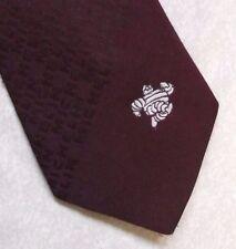 Vintage Tie MENS Necktie Company Corporate Club Association MICHELIN