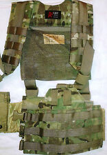 London Bridge LBT-9019A-S/M MOLLE Multicam OCP Load Bearing H-Harness Chest Rig