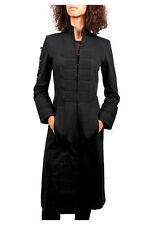 Tripp black long coat