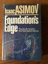 Isaac Asimov's 'Foundation's Edge' Very Nice Early Printing