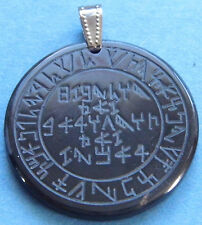 Nomi Angeli-Amuleto Protezione Cabala
