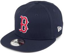 New Era 9FIFTY Snapback Cap Boston Red Sox Team navy/red