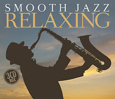 CD smooth jazz relaxing de various artists 3cds