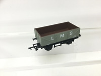 Graham Farish 12001 OO Gauge LMS 5 Plank Wagon 165417